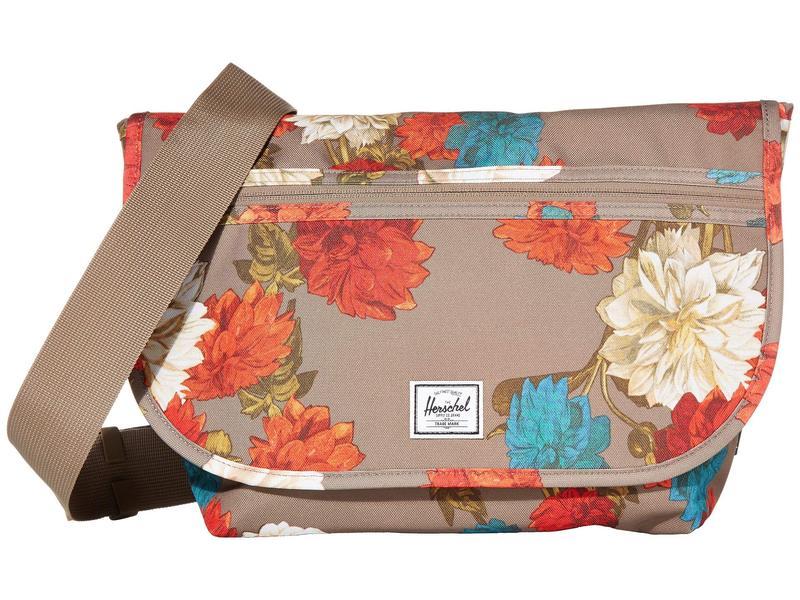 ハーシェルサプライ メンズ ショルダーバッグ バッグ Grade Mid-Volume Vintage Floral