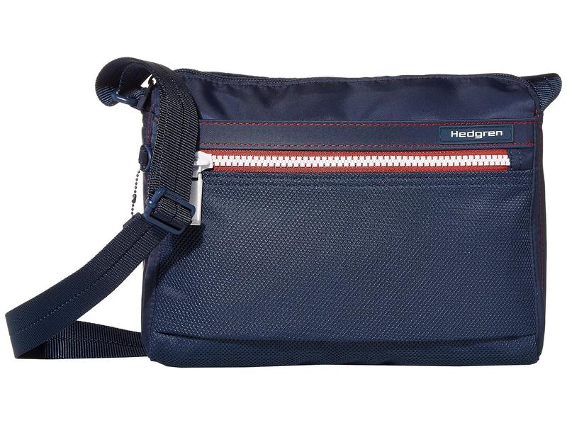 ヘドグレン レディース ハンドバッグ バッグ Eye RFID Shoulder Bag Active Blue