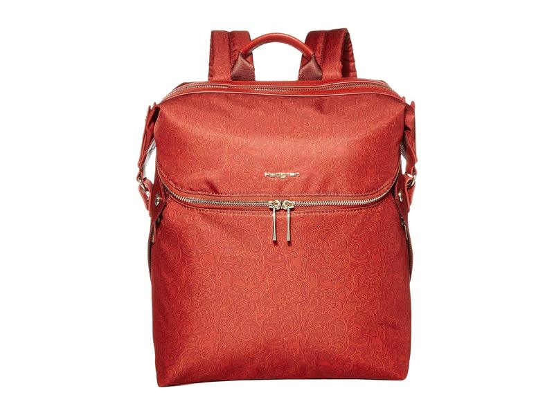 ヘドグレン レディース バックパック・リュックサック バッグ Paragon Medium Backpack Rust Paisley Pr