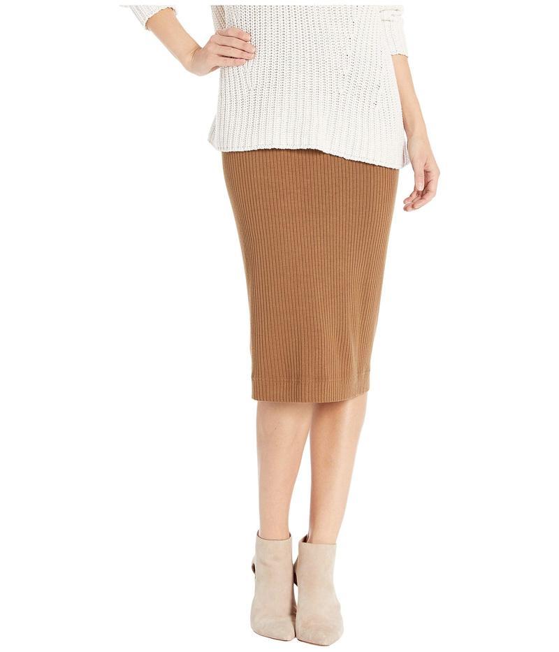 ハードテイル レディース スカート ボトムス Midi Pencil Skirt Hickory