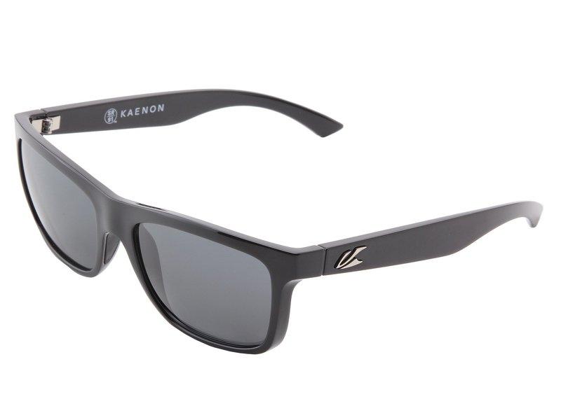 カエノン メンズ サングラス・アイウェア アクセサリー Clarke SR91 (Polarized) Black G12