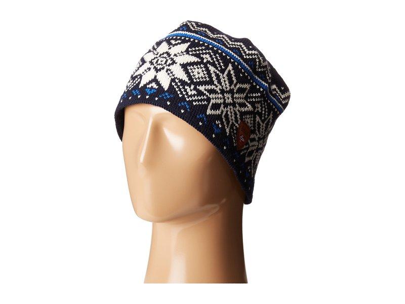 ダールオブノルウェイ メンズ 帽子 アクセサリー Holmenkollen Hat Navy/Cobalt