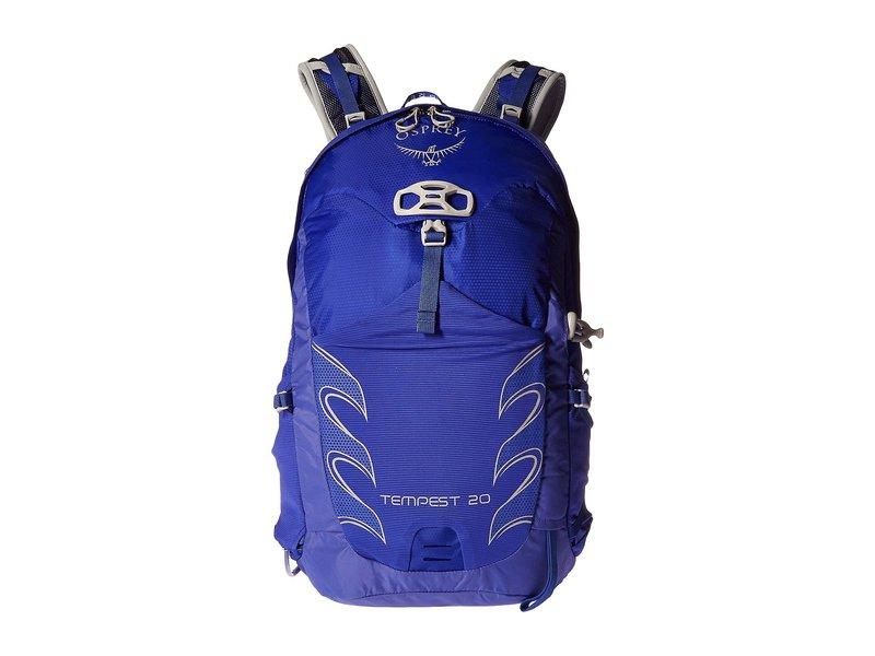 オスプレー レディース バックパック・リュックサック バッグ Tempest 20 Iris Blue