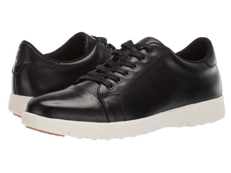 ステイシーアダムス メンズ スニーカー シューズ Hawkins Cap Toe Sneaker Black