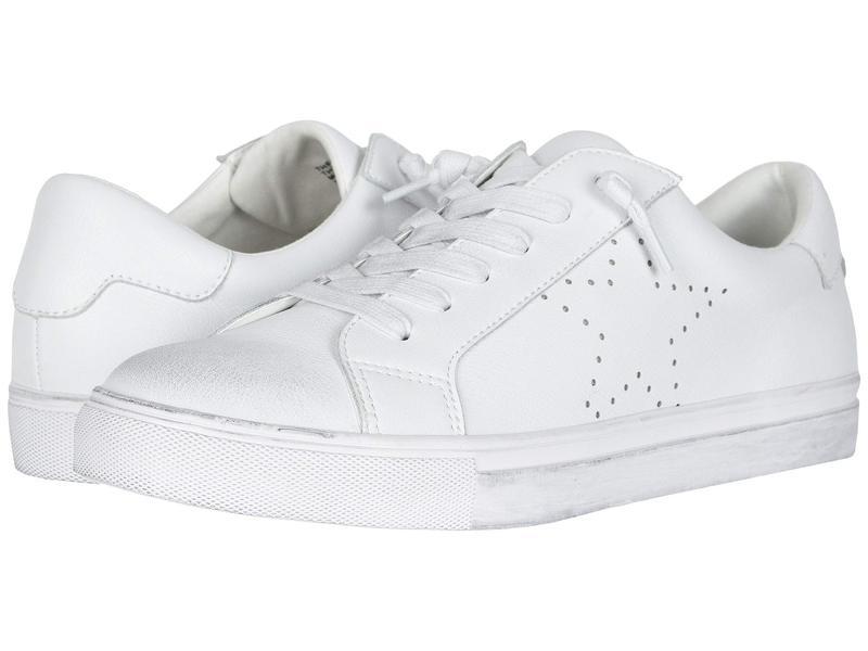 スティーブ マデン メンズ スニーカー シューズ Theory Sneaker White