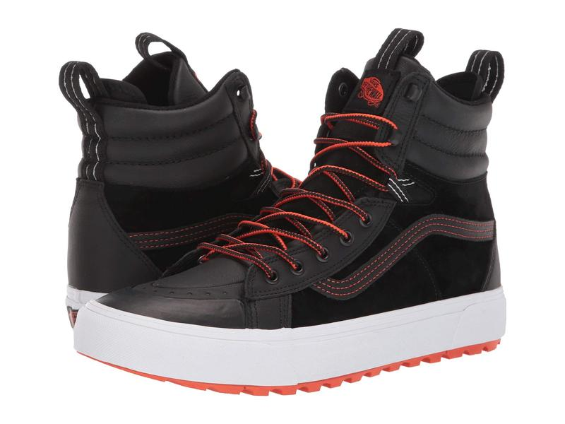 バンズ メンズ スニーカー シューズ Sk8-Hi Boot MTE 2.0 DX (MTE) Black/Spi