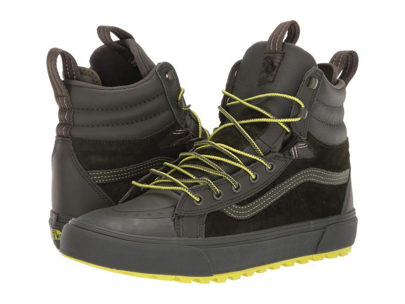 バンズ メンズ スニーカー シューズ Sk8-Hi Boot MTE 2.0 DX (MTE) Forest Ni