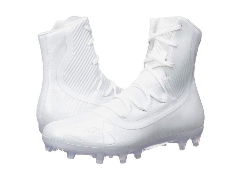 アンダーアーマー メンズ スニーカー シューズ UA Highlight MC White/White