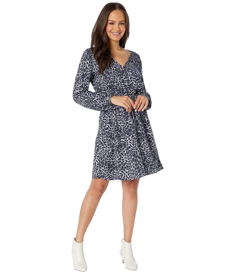 ベラダール レディース ワンピース トップス Smocked Wrap Dress Moonlight