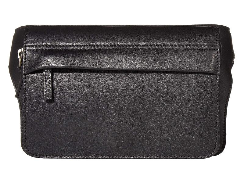 フライ レディース ボディバッグ・ウエストポーチ バッグ 25 mm Belt Bag Black