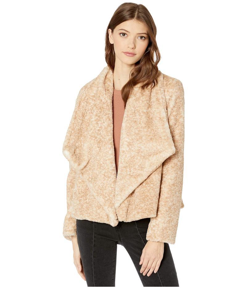 ジャック バイ ビービーダコタ レディース コート アウター All Fur You Faux Fur Jacket Natural