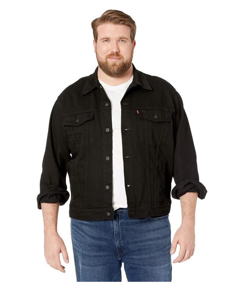 リーバイス メンズ コート アウター Big & Tall Trucker Jacket Lamar Stretch