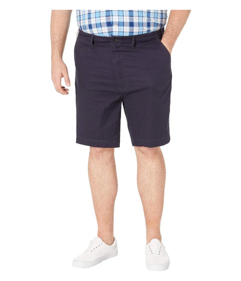リーバイス メンズ ハーフパンツ・ショーツ ボトムス Big & Tall 502¢ True Chino Shorts Nightwatch Blue