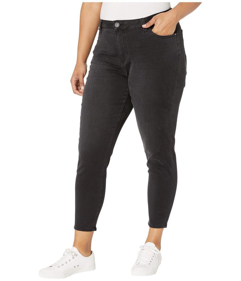 カットフロムザクロス レディース デニムパンツ ボトムス Plus Size Donna High-Rise Ankle Skinny in Realization Realization