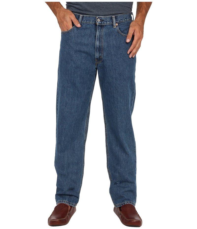 リーバイス メンズ デニムパンツ ボトムス Big & Tall 550¢ Relaxed Fit Medium Stonewas