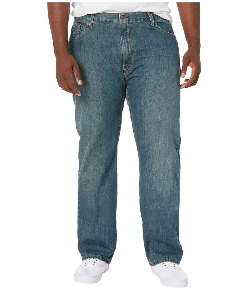 リーバイス メンズ デニムパンツ ボトムス Big & Tall 559¢ Relaxed Straight Sub Zero