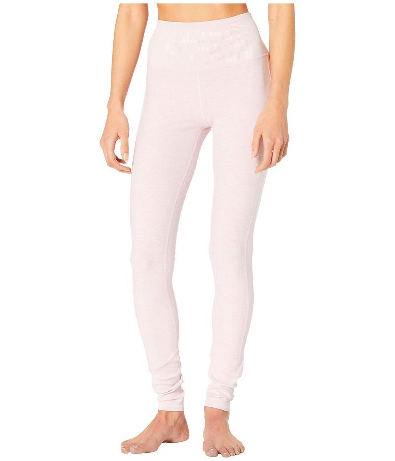 アロー レディース カジュアルパンツ ボトムス High Waist Lounge Leggings Soft Pink Heath