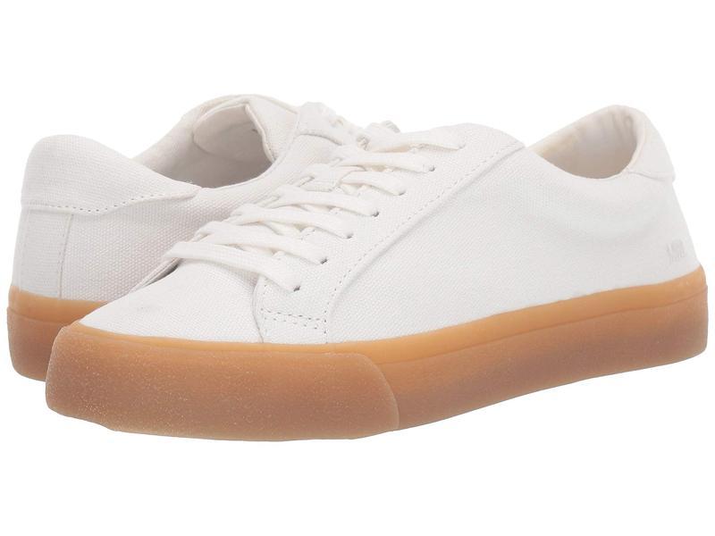 メイドウェル レディース スニーカー シューズ Sidewalk Low Top Sneakers Pale Parchment