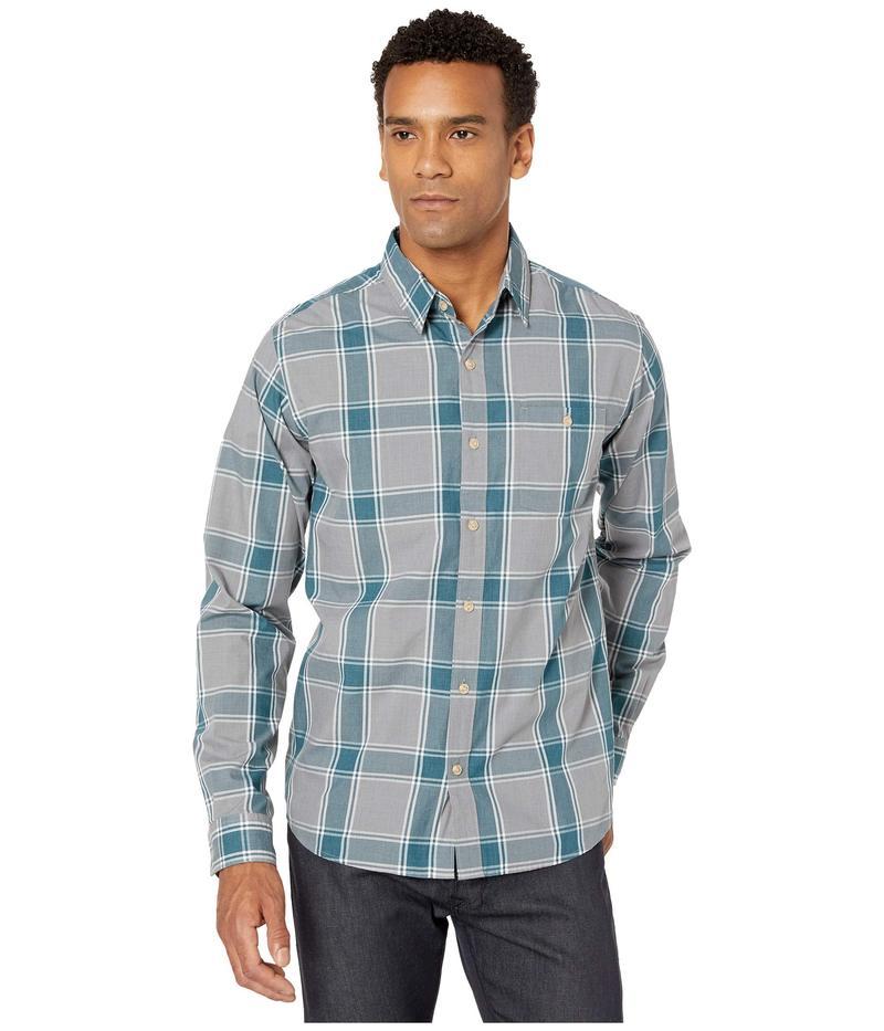 マウンテンハードウェア メンズ シャツ トップス Rogers Pass¢ Long Sleeve Shirt Manta Grey