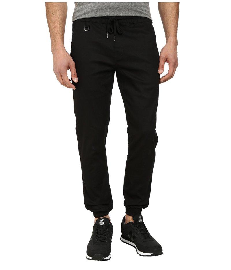パブリッシュ メンズ カジュアルパンツ ボトムス Sprinter Jogger Pants Black