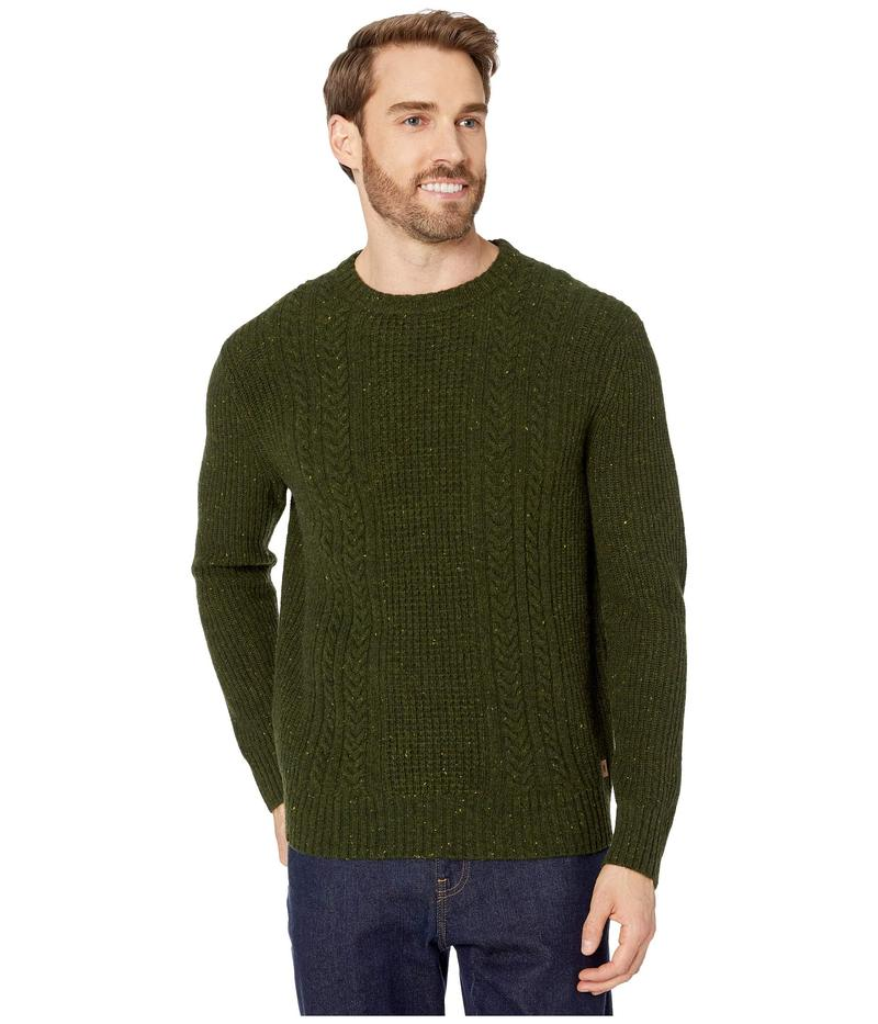 ノーマルブランド メンズ ニット・セーター アウター Kennedy Speck Crew Sweater Green