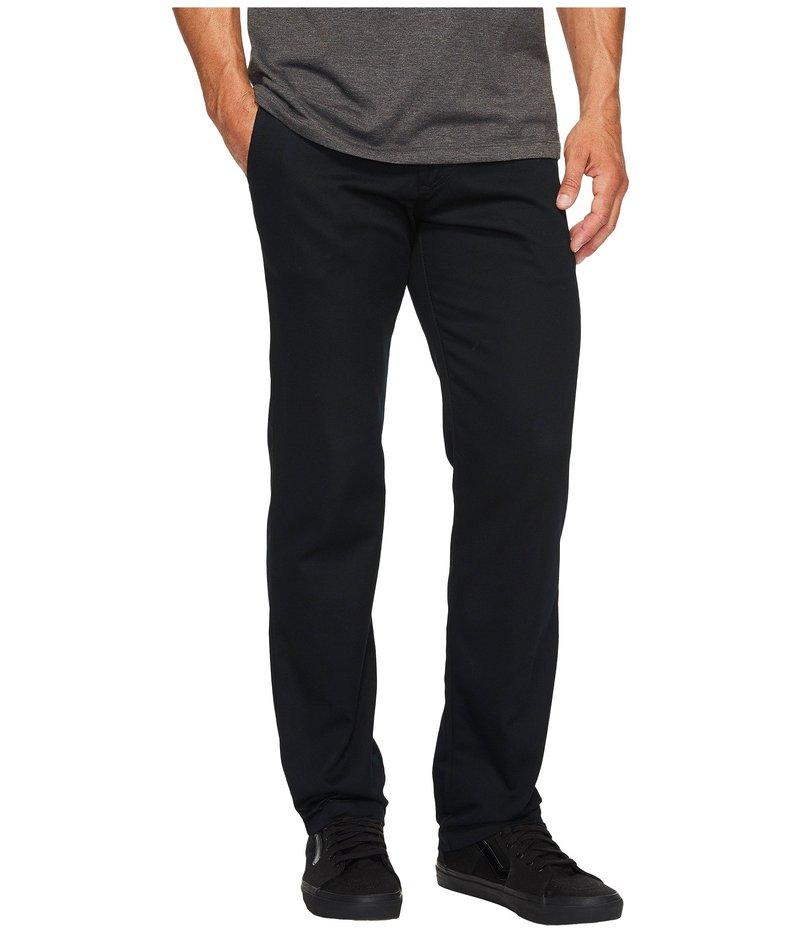 バンズ メンズ カジュアルパンツ ボトムス Authentic Stretch Chino Pants Black