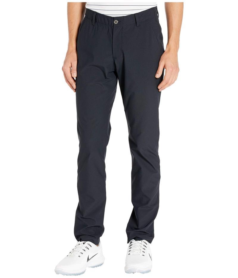 アンダーアーマー メンズ カジュアルパンツ ボトムス Threadborne Pants Taper Black/Black