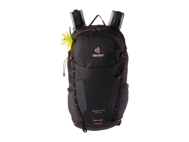 ドイター メンズ バックパック・リュックサック バッグ Speed Lite 22 SL Black