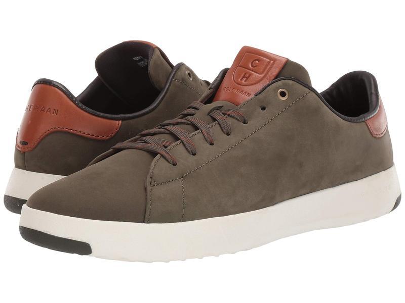 コールハーン メンズ スニーカー シューズ GrandPro Tennis Sneaker Duffel Bag Nubu