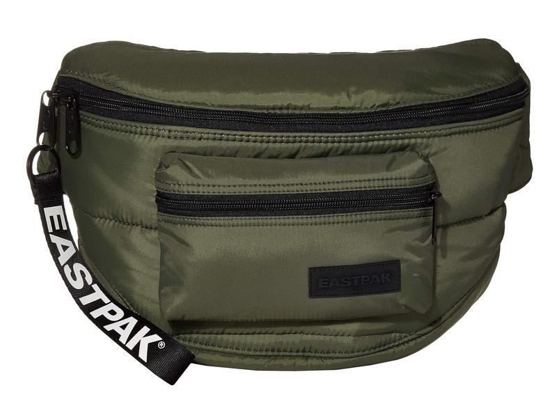 イーストパック メンズ ボディバッグ・ウエストポーチ バッグ Doggy Bag XL Puffed Khaki