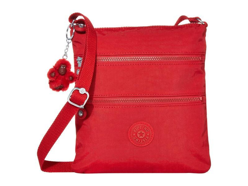 キプリング レディース ハンドバッグ バッグ Keiko Crossbody Bag Cherry Tonal