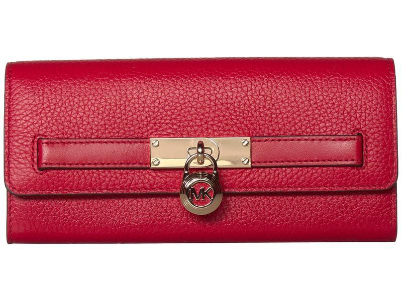 マイケルコース レディース 財布 アクセサリー Nouveau Hamilton Large Carryall Bright Red