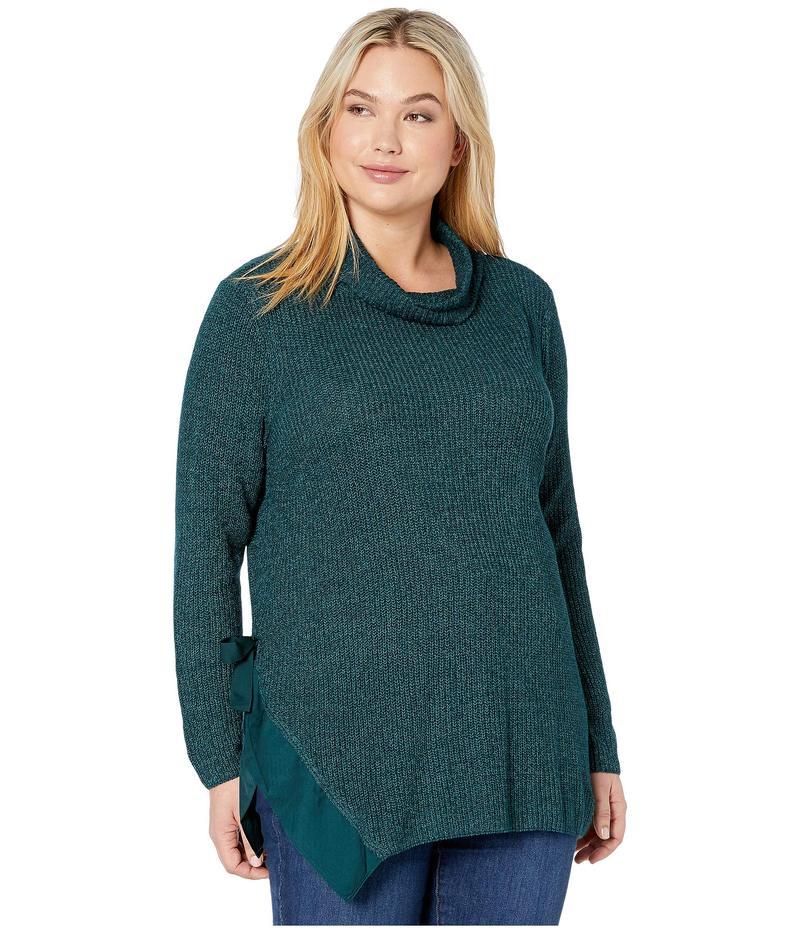 ニックプラスゾーイ レディース ニット・セーター アウター Plus Size West Side Sweater Deep Space Mix