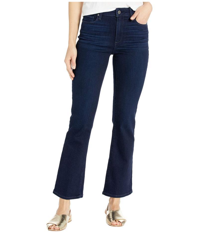 ペイジ レディース デニムパンツ ボトムス Claudine Ankle Flare Jeans in Telluride Telluride