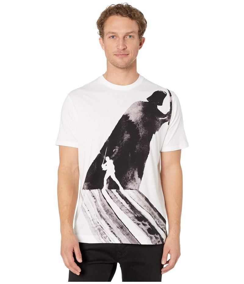 ロバートグラハム メンズ シャツ トップス The Force T-Shirt White