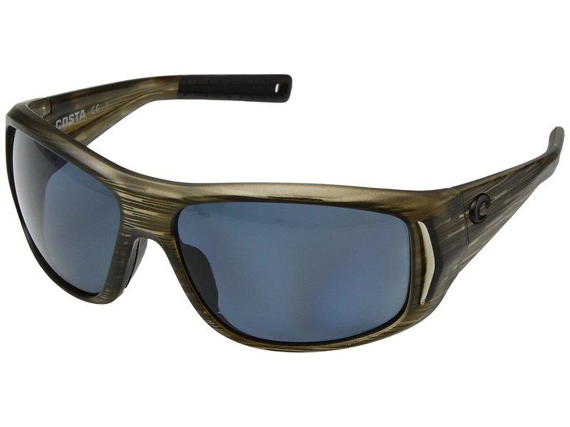 コスタ メンズ サングラス・アイウェア アクセサリー Montauk Bowfin/Gray 580P