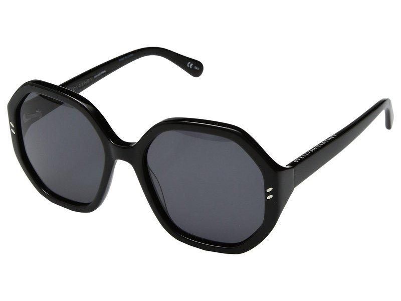 ステラマッカートニー レディース サングラス・アイウェア アクセサリー SC0117S Black