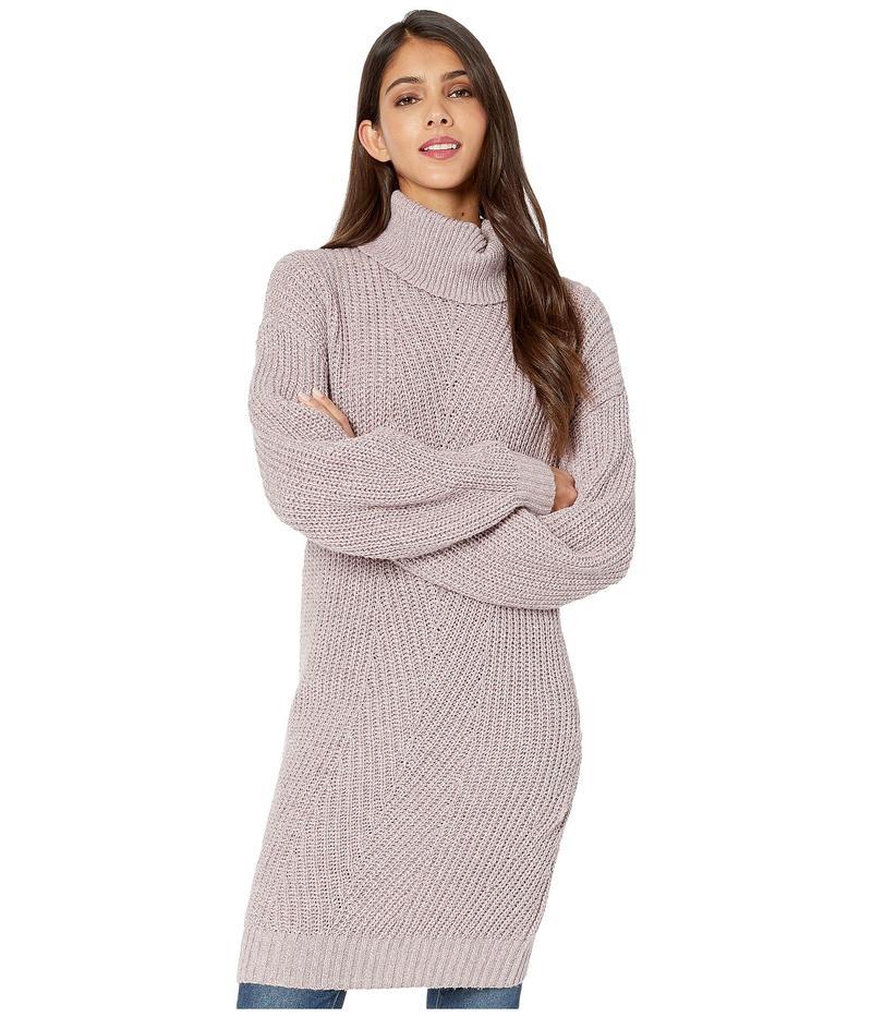 BCBジェネレーション レディース ニット・セーター アウター Long Sleeve Tunic Sweater TFB5251767 Lavender Mist