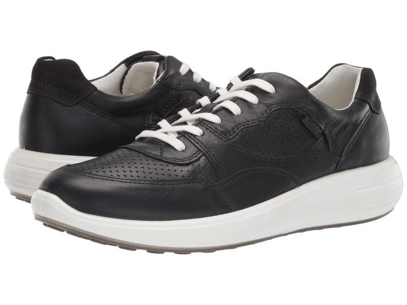 エコー レディース スニーカー シューズ Soft 7 Runner Sneaker Black