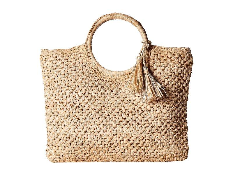 ハットアタック レディース ハンドバッグ バッグ Jojo Bag Natural