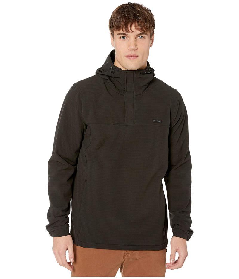 オニール メンズ コート アウター Northwest Anorak Jacket Black