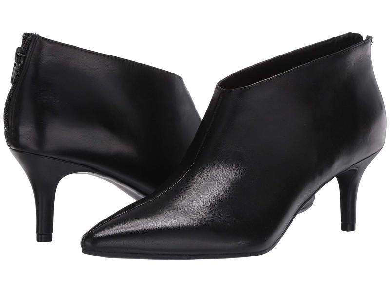 エアロソールズ レディース ブーツ・レインブーツ シューズ Roxbury Black Leather