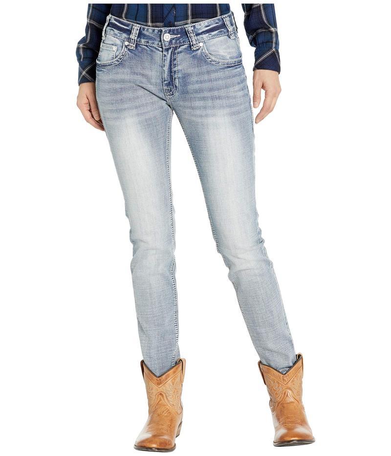 ロックアンドロールカウボーイ レディース デニムパンツ ボトムス Boyfriend Jeans in Light Wash W2S1029 Light Wash