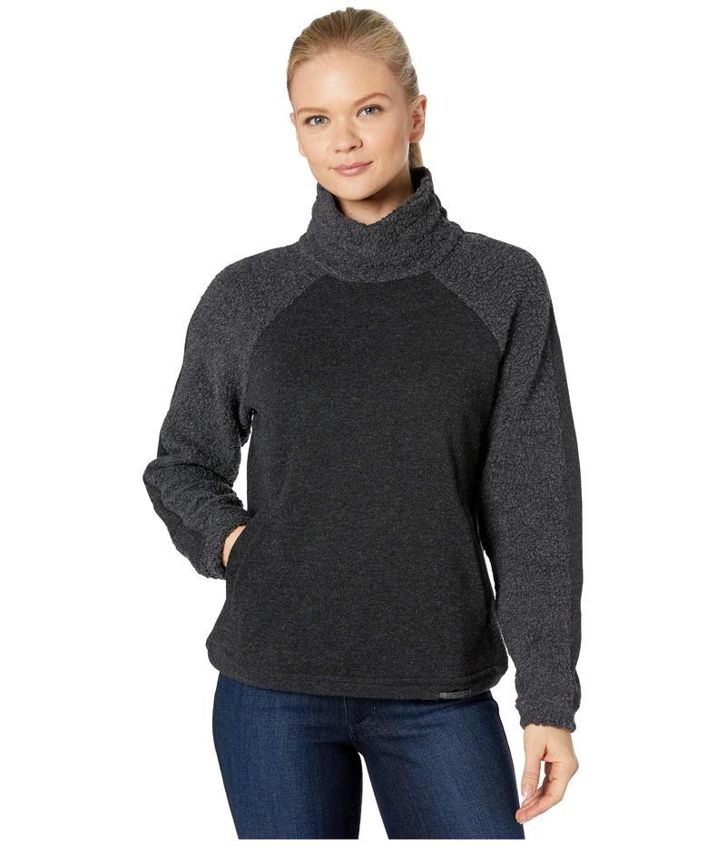 プラーナ レディース ニット・セーター アウター Lockwood Sweater Charcoal Heathe