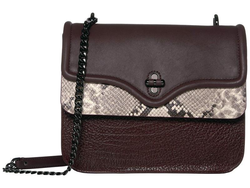 レベッカミンコフ レディース ハンドバッグ バッグ Phoebe Shoulder Bag Currant Multi