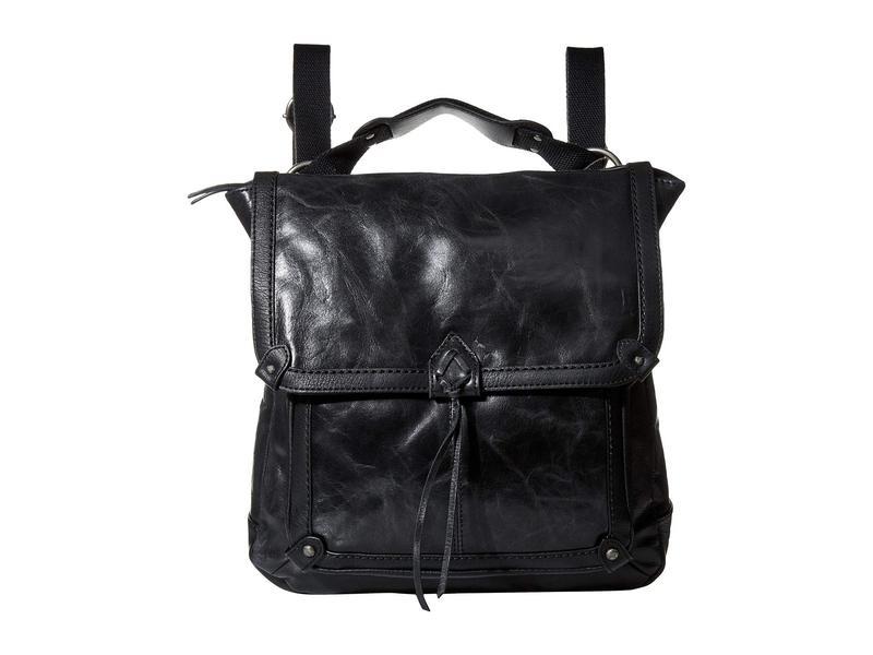 ザサック レディース バックパック・リュックサック バッグ Ventura II Convertible Backpack Black