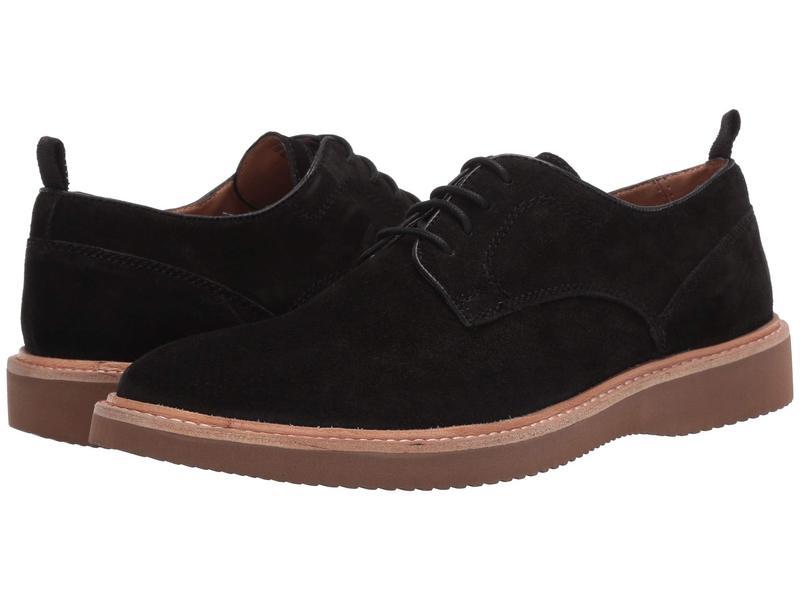 スティーブ マデン メンズ オックスフォード シューズ Voyage Shoe Black Suede