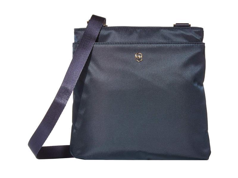 ビクトリノックス レディース ハンドバッグ バッグ Victoria 2.0 Slim Shoulder Bag Deep Lake