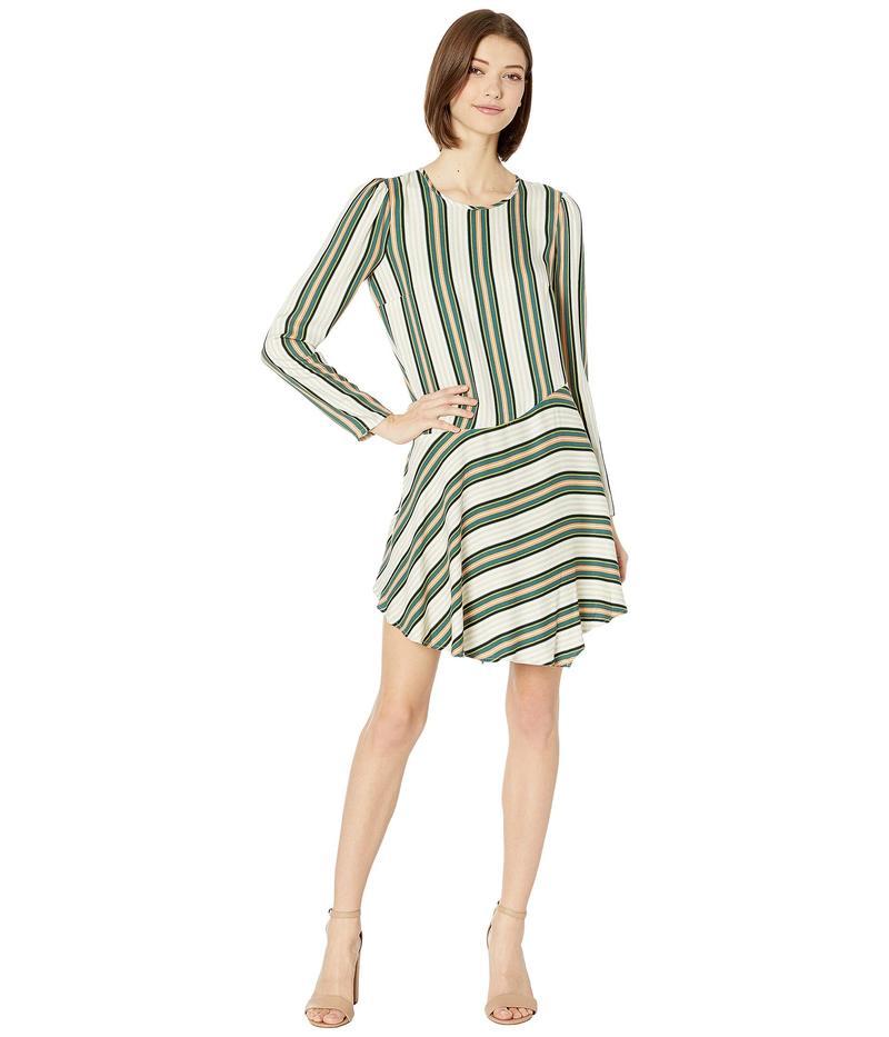 BCBジェネレーション レディース ワンピース トップス Asymmetric Dress TOR6252473 Multi