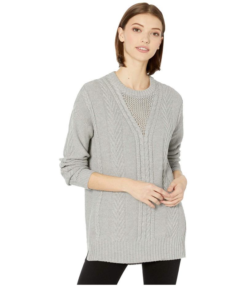 BCBジェネレーション レディース ニット・セーター アウター Long Sleeve Tunic Sweater TQG5254213 Multi